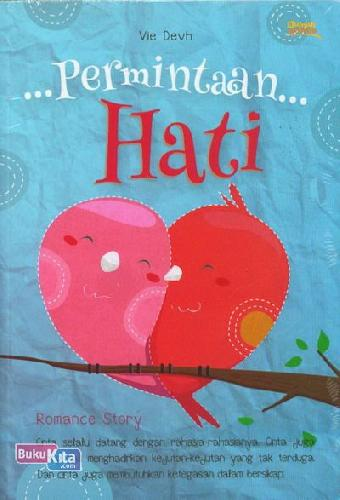 Cover Buku Permintaan Hati