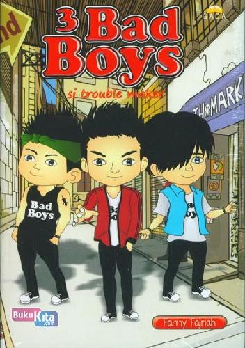Cover Buku 3 Bad Boys
