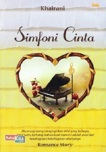 Cover Buku Simfoni Cinta