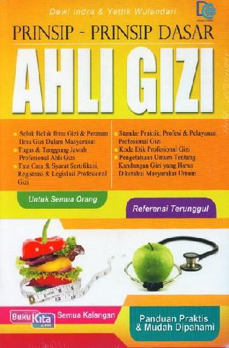 Cover Buku Prinsip-Prinsip Dasar Ahli Gizi