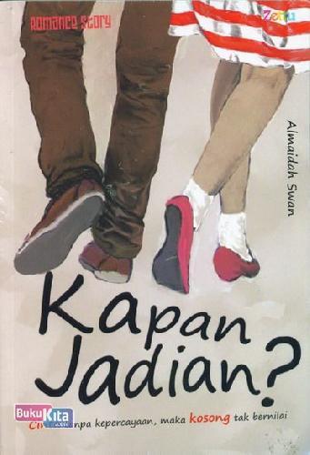 Cover Buku Kapan Jadian?