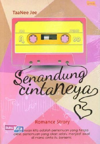 Cover Buku Senandung Cinta Neya