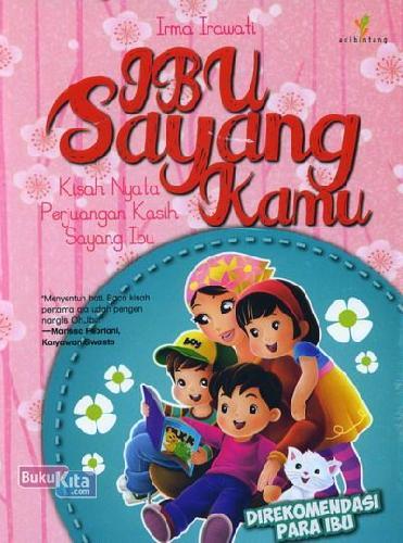 Cover Buku Ibu Sayang Kamu
