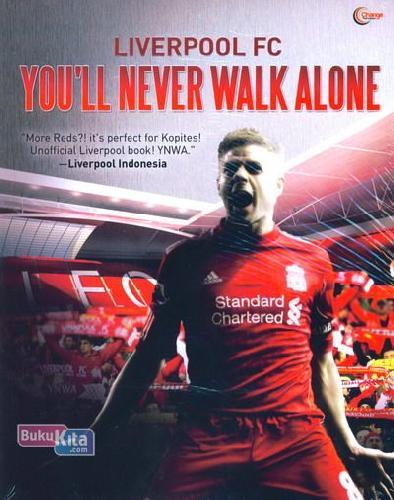 Cover Buku Liverpool FC You