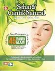Sehat Dan Cantik Natural Dengan Bahan-bahan Alami