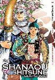 Shanaou Yoshitsune - Genpei War 24