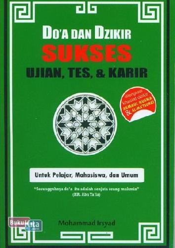 Cover Buku Doa dan Dzikir Sukses Ujian. Tes. & Karir (Ramadhan_2017)
