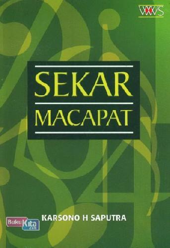 Cover Buku Sekar Macapat