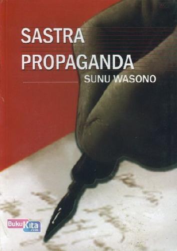 Cover Buku Sastra Propaganda