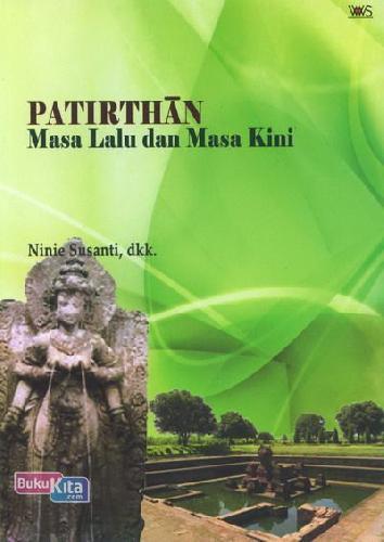 Cover Buku PATIRTHAN Masa Lalu dan Masa Kini