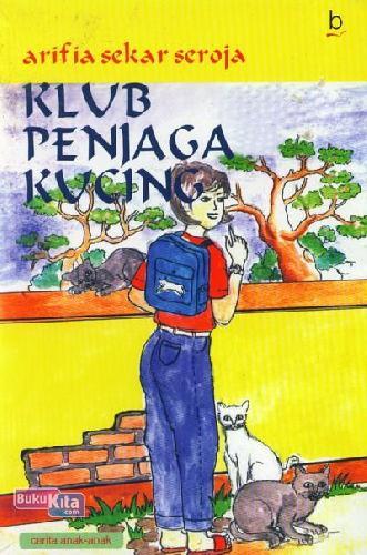 Cover Buku Klub Penjaga Kucing