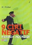 9 Ciri Negatif Manusia Indonesia