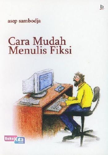 Cover Buku Cara Mudah Menulis Fiksi