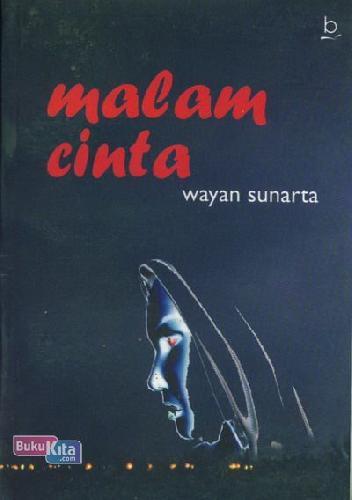 Cover Buku Malam Cinta