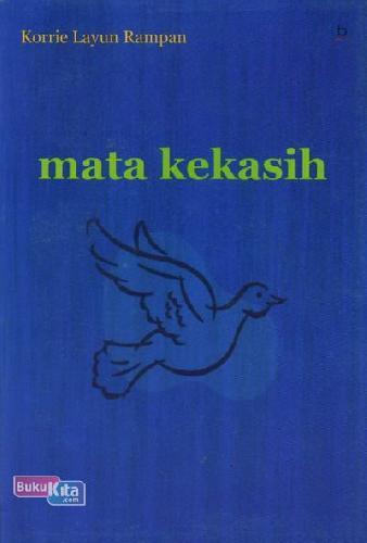 Cover Buku Mata Kekasih