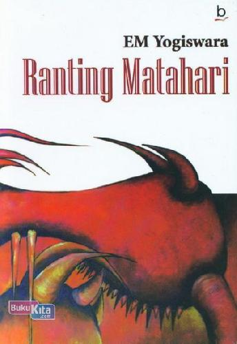 Cover Buku Ranting Matahari