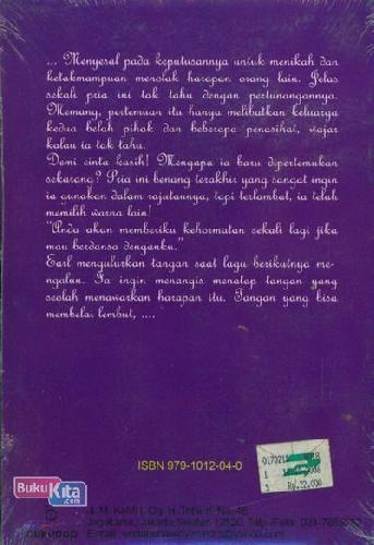 Cover Belakang Buku Viola
