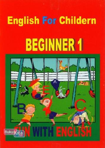 Cover Belakang Buku English For Children Beginner 1-2 (Paket)