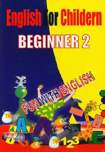 Cover Buku English For Children Beginner 1-2 (Paket)