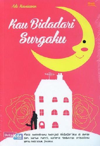 Cover Buku Kau Bidadari Surgaku