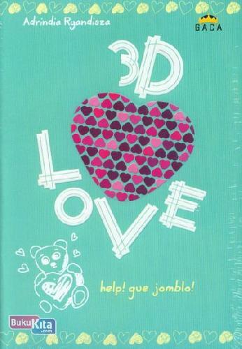 Cover Buku 3D LOVE