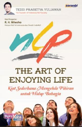 Cover NLP The Art of Enjoying Life
