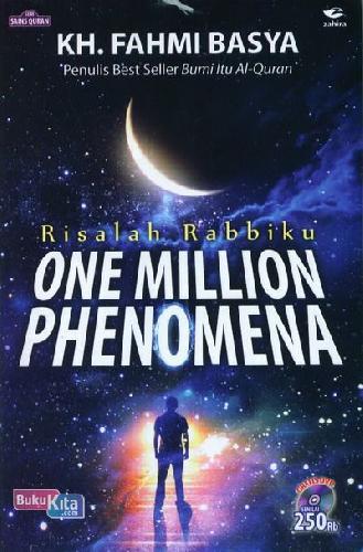 Cover Buku Risalah Rabbitku ONE MILLION PHENOMENA