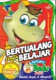Cover Buku Bertualang Sambil Belajar bersama Badu Badak