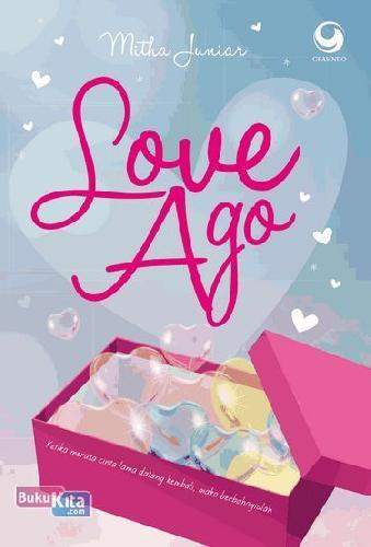 Cover Buku Love Ago