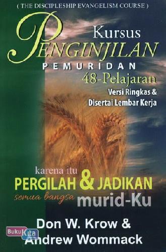 Cover Buku Kursus Penginjilan Pemuridan
