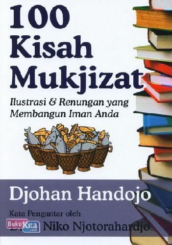 Cover Buku 100 Kisah Mukjizat