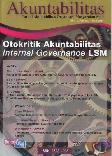 Akuntabilitas: Edisi 2 Februari - Juni 2014 Otokritik Akuntabilitas