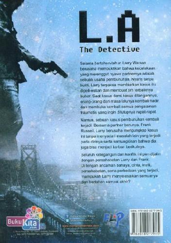 Cover Belakang Buku LA The Detective
