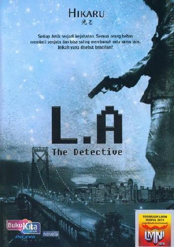 Cover Buku LA The Detective