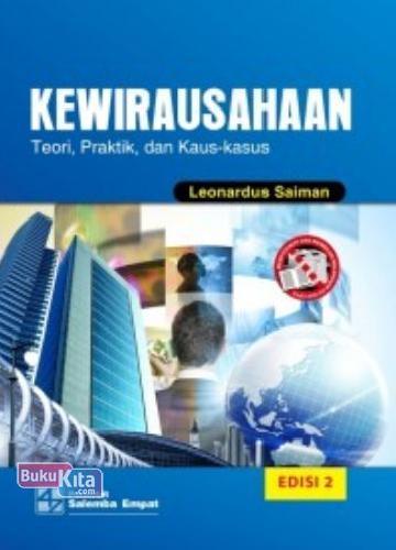 Cover Buku Kewiraushaan (Teori, Praktik, dan Kasus-kasus) E2