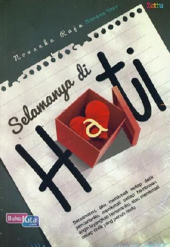 Cover Buku Selamanya di Hati