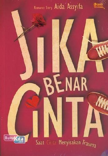 Cover Buku Jika Benar Cinta