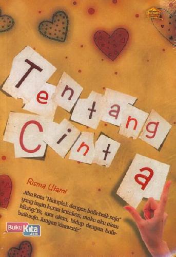 Cover Buku Tentang Cinta