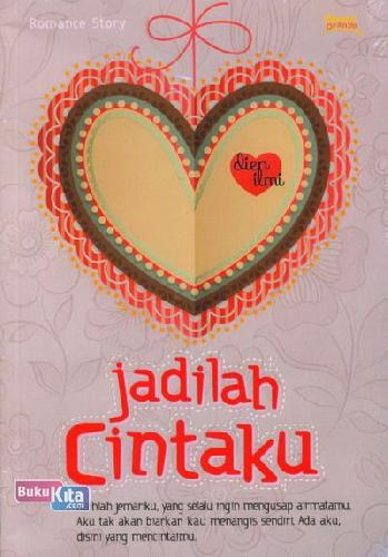 Cover Buku Jadilah Cintaku