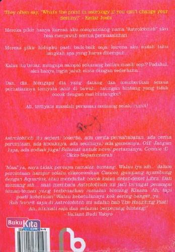 Cover Belakang Buku Astrolobitch