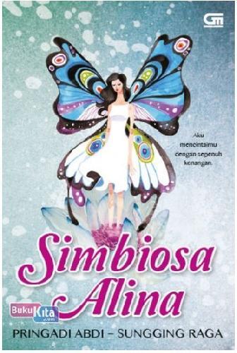 Cover Buku Simbiosa Alina - Kumpulan Cerpen (Disc 50%)