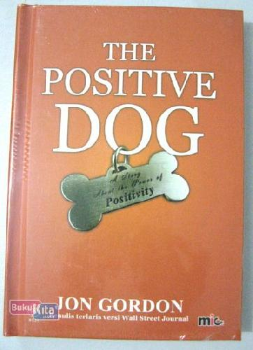 Cover Buku The Positive Dog