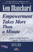 Empowerment Takes More Than a Minute Edisi Kedua