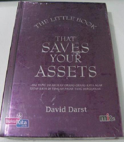 Cover Buku The Little Book: The Saves Your Assets