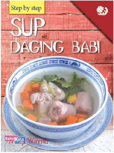Cover Buku Sup Daging Babi (Imprint Phoenix and Peony Publishing)