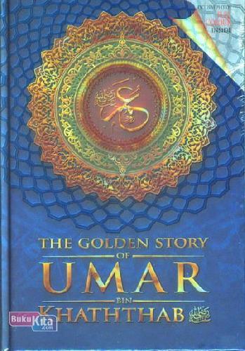 Cover Buku The Golden Story Of Umar Bin Khaththab
