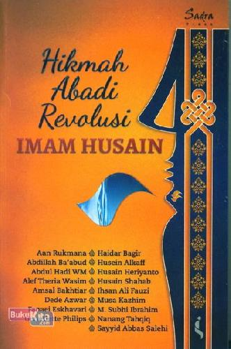 Cover Buku Hikmah Abadi Revolusi Imam Husain