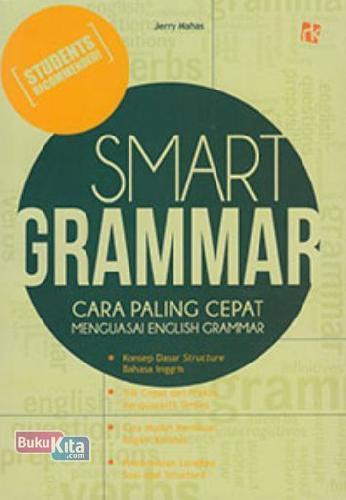 Cover Buku Smart Grammar: Cara Paling Cepat Menguasai English Grammar