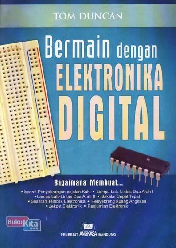 Cover Buku Bermain Dengan Elektronika Digital