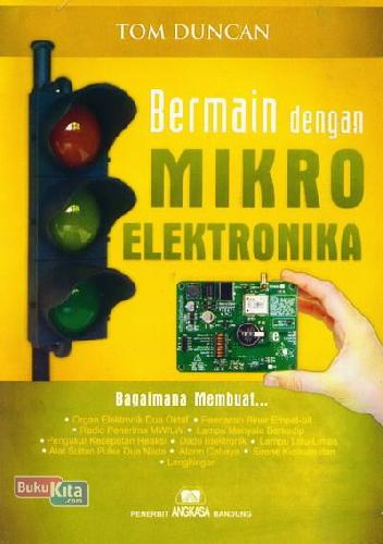Cover Buku Bermain Dengan Mikro Elektronika